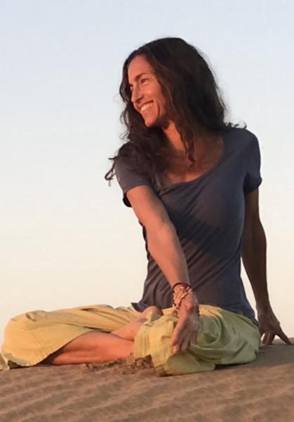 Yin Yang Yoga: Christina Pateras