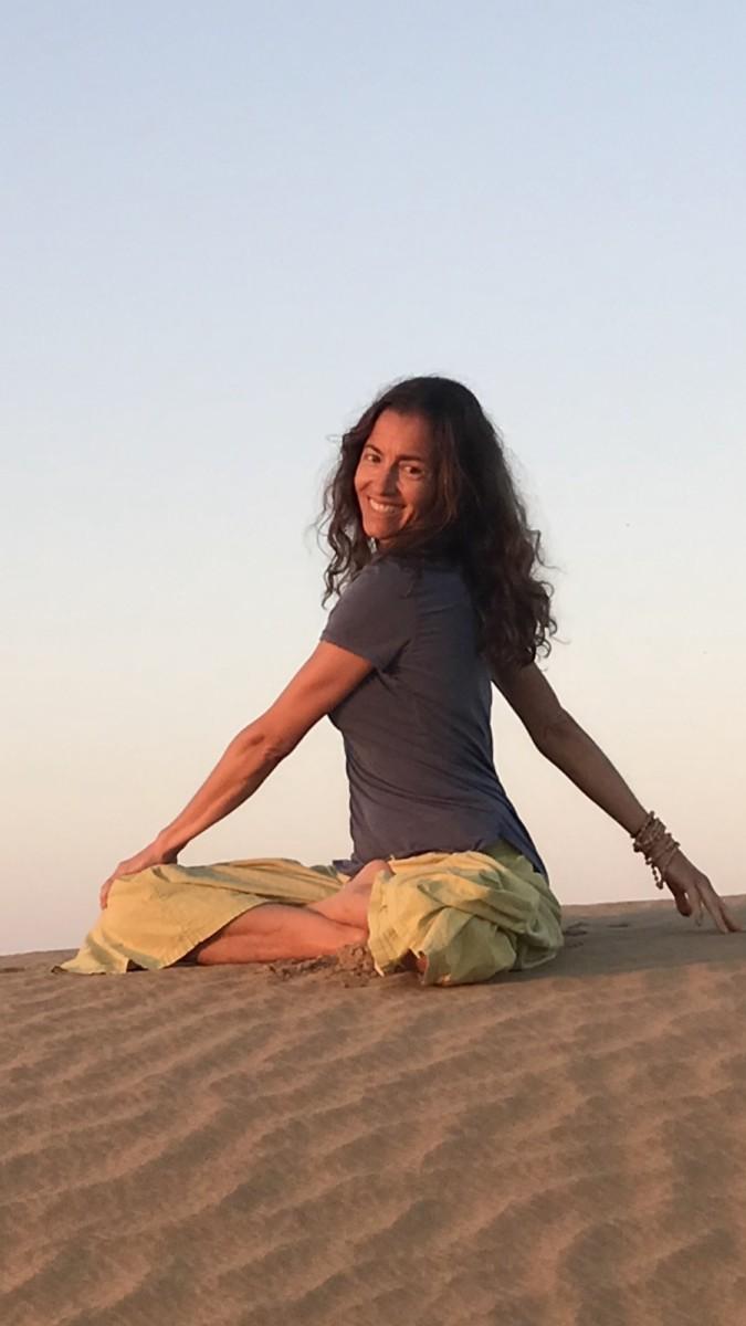 Teen Yoga: Christina Pateras
