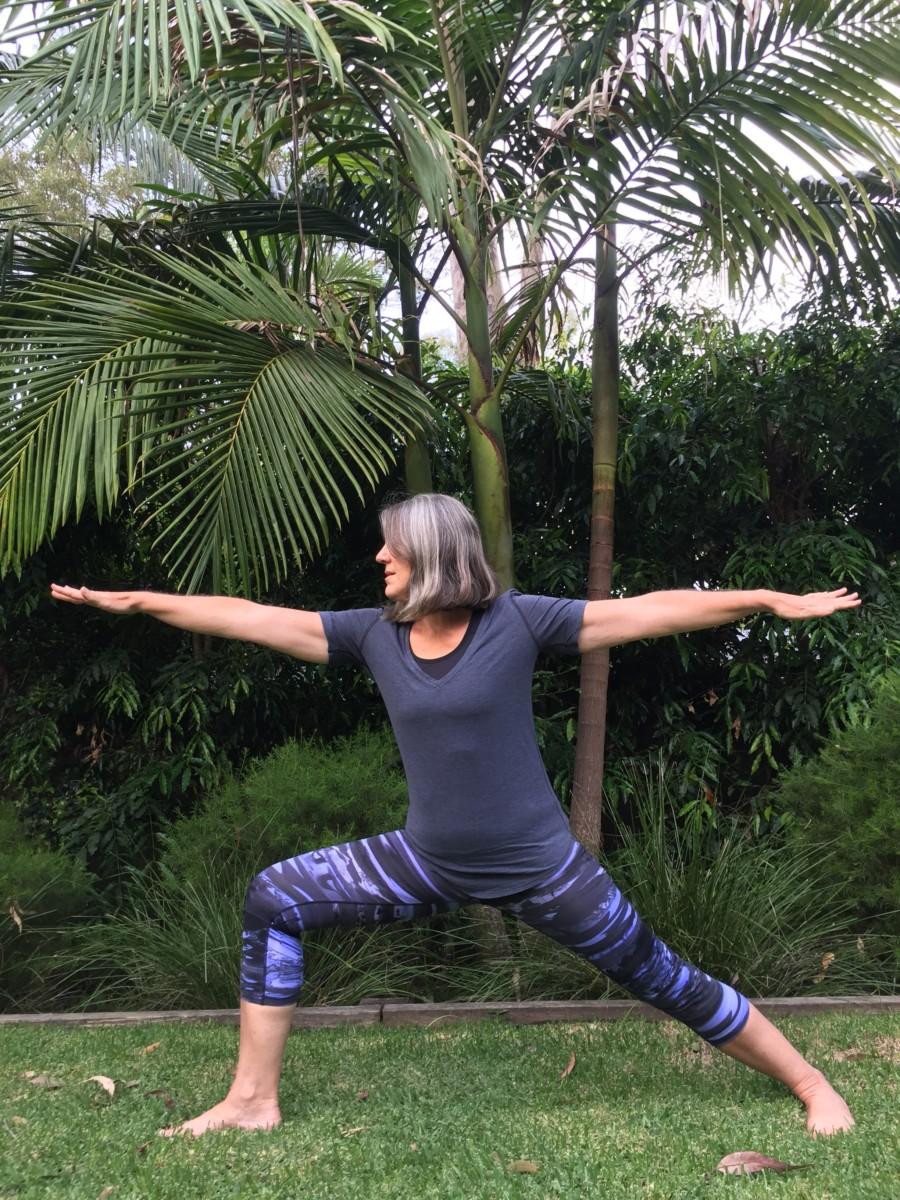 General Hatha Yoga: Sue Broderick