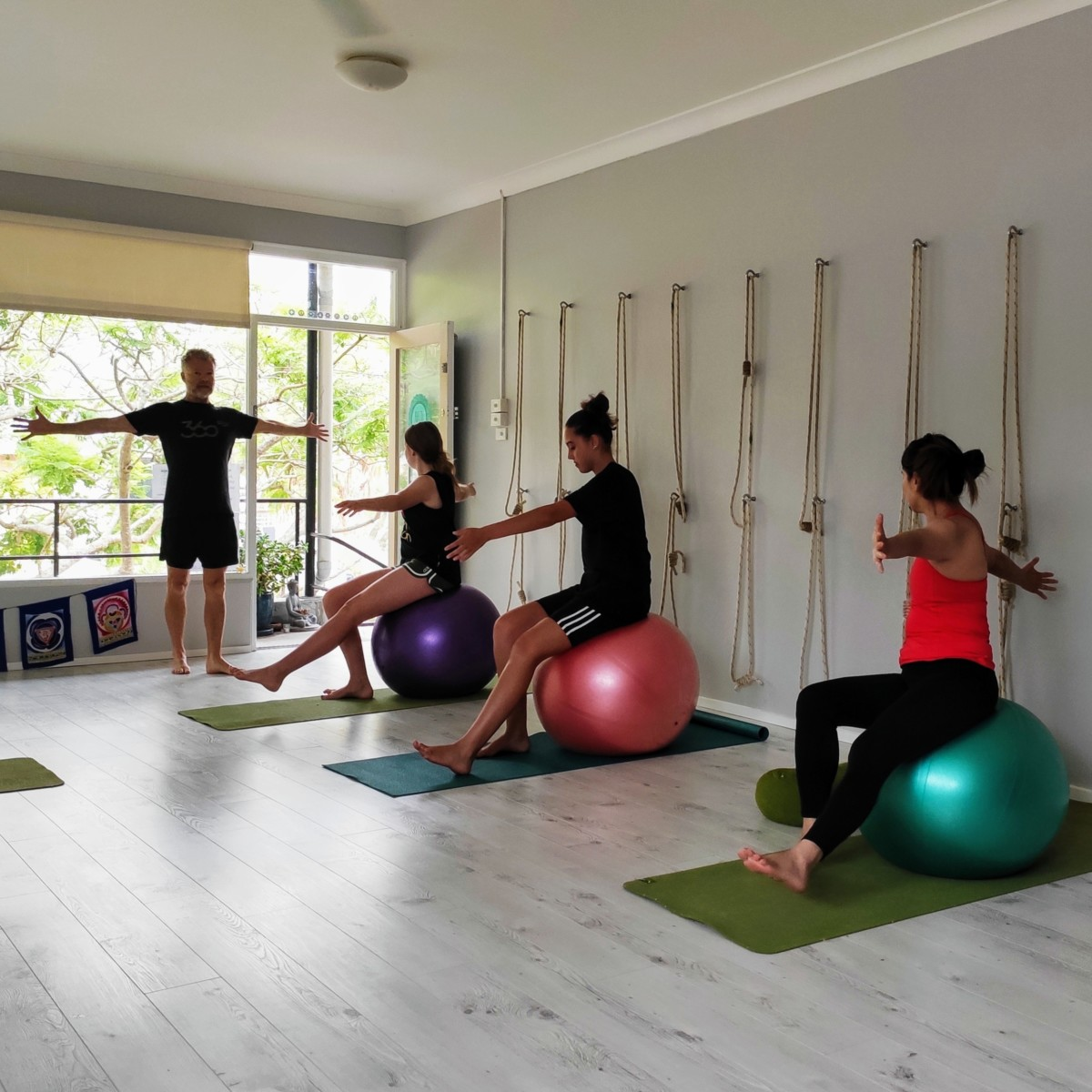 Strength & Mobility: Stuart Mashman